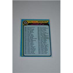 1979-80 O-Pee-Chee #346 Checklist 265-396