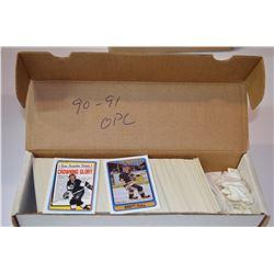 90-91 OPC HOCKEY