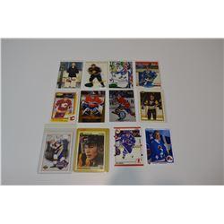 MIXED CARD LOT