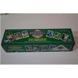 1990 Baseball Complete Set