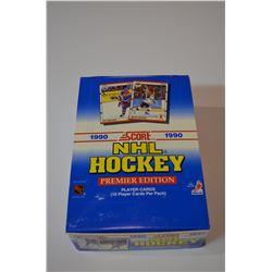 5 Boxes - 1990 Score Box Set