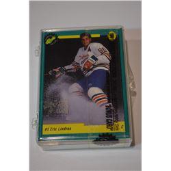 1991 Classics Hockey Draft Picks Limited Edition Hobby Set w/ Eric Lindros