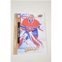 2018-19 Upper Deck MVP #206 Carey Price
