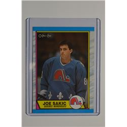 1989-90 O-Pee-Chee #113 Joe Sakic RC