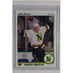 1990-91 Upper Deck #46 Mike Modano RC