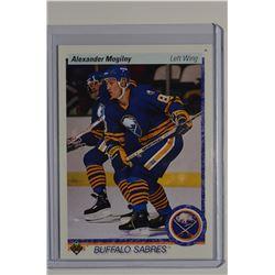 1990-91 Upper Deck #24 Alexander Mogilny RC
