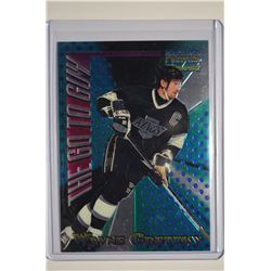 1994-95 Topps Premier The Go To Guy #1 Wayne Gretzky