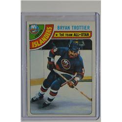 1978-79 Topps #10 Bryan Trottier AS1