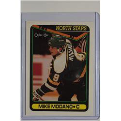 1990-91 O-Pee-Chee #348 Mike Modano RC