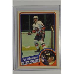 1984-85 O-Pee-Chee #129 Pat LaFontaine RC