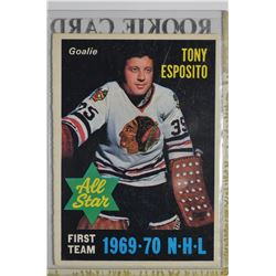 1970-71 O-Pee-Chee #234 Tony Esposito AS1