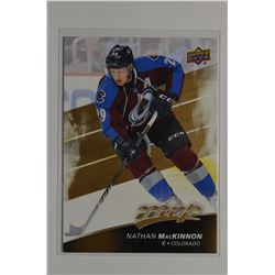 2017-18 Upper Deck MVP #213 Nathan MacKinnon