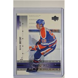 2001-02 Upper Deck Honor Roll #2 Wayne Gretzky