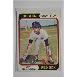 1974 Topps - (Single Card Lots) - Approx 159 Card Set