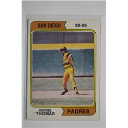 1974 Topps - (Single Card Lots)