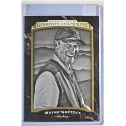 2017 Upper Deck Goodwin Champions #130 Wayne Gretzky BW SP