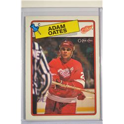 1988-89 O-Pee-Chee #161 Adam Oates