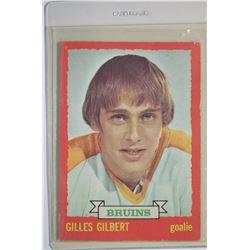 1973-74 O-Pee-Chee #74 Gilles Gilbert RC
