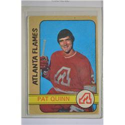 1972-73 O-Pee-Chee #183 Pat Quinn