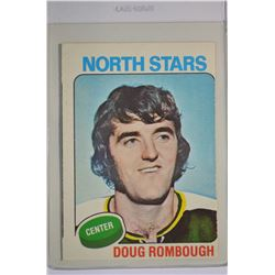 1975-76 O-Pee-Chee #161 Doug Rombough