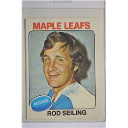 1975-76 O-Pee-Chee #229 Rod Seiling
