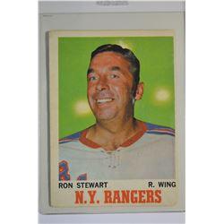 1970-71 Topps #64 Ron Stewart