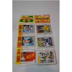 Sealed Pack Lot