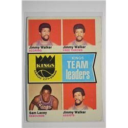 1974-75 Topps - Basketball