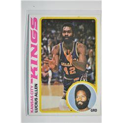 1978-79 Topps - Basketball
