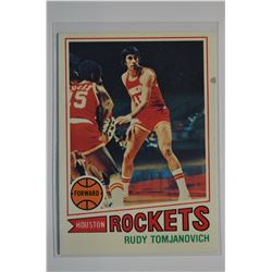 1977-78 Topps - Basketball