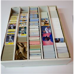 MIXED CARD LOT -