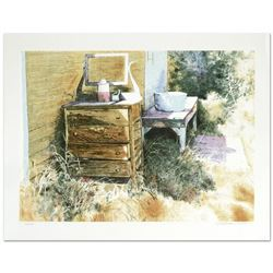 Still Life by Shack by Nelson, William