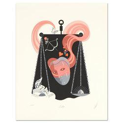 Libra by Erte (1892-1990)