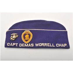 19AW-71 CAPT. DEMARS WORRELL CHAPLAIN