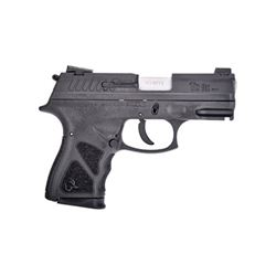 TAURUS TH9 9MM CMP 3.54  17RD BLK