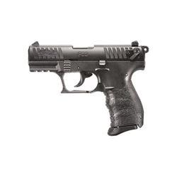 "WAL P22QD 22LR 3.4"" BLACK 10RD"