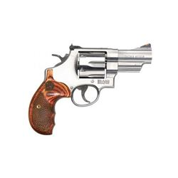 "S& W 629 DLX 44MAG 3"" STS 6RD WD"