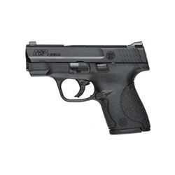 "S& W SHIELD 9MM 3.1"" BLK 8RD MA"