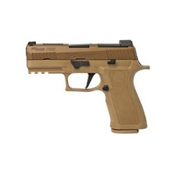 "SIG P320 X-CARRY 9MM 3.9"" 17RD COY"