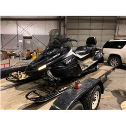 2015 Arctic Cat Lynx 2000 LT Electric start, reverse, 1500 km, heated seats, heated handlebars, like