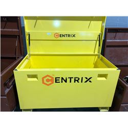 Yellow Centrix Jobsite box