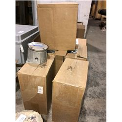 7 boxes of Appleton type BKX waterproof aluminum junction boxes