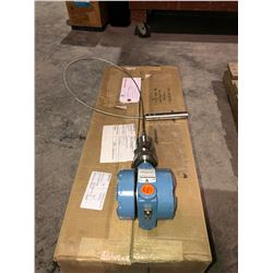 Emerson Rosemount 3300 level transmitter unused with guided wave radar
