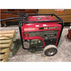 Honda generator EB4000X