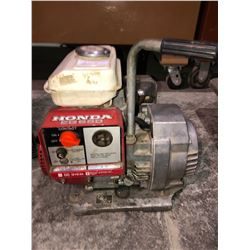 Honda EG650 generator