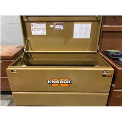 Knaack mobile locking toolbox