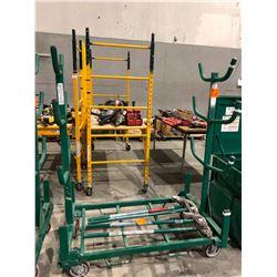 Greenlee conduit & pipe rack GMX-668