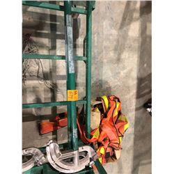 4 large pipe benders B42AH