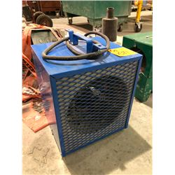 Commercial 220 portable heater
