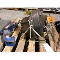 Crane Jaws & motor radial piston Sandvik